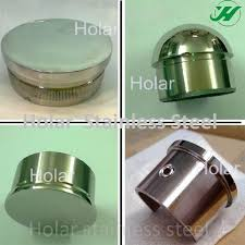 Handrail End Cap Stainless Steel End Cap Stair Handrail End Cap 40mm End Cap For