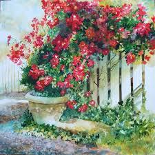 283 best watercolor garden images on pinterest watercolors