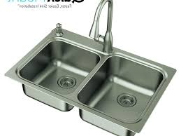 kitchen lowes sinks kitchen and 9 drop in stainless steel
