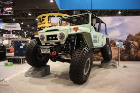 jeep rock crawler flex literally just some more truck pictures from sema 2017 u2013 tensema17
