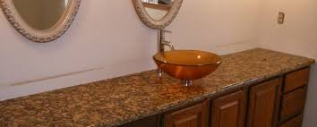 Vanity Top For Vessel Sink L U0026 E Stone And Kitchen Supply Columbus Kitchens