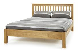 Oak Bed Frame Serene Lincoln Lfe Oak Bed Frame From The Bed Station