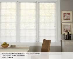 decorating white wood blinds white wooden wide slat blinds