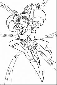 astonishing sailor chibi moon coloring pages with chibi coloring