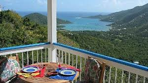 Moon Cottage St John by Three Bedrooms Vacation Rentals Coral Bay St John