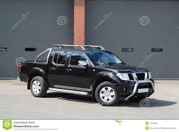 nissan trucks black black pickup truck royalty free stock images image 2783769