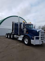 2012 Kenworth T800 Tri Axle Heavy Spec Active Equipment Sales
