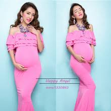 popular pink maternity dresses for baby shower buy cheap pink