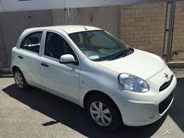 white nissan 2012 nissan march 2012 hatchback 1 2l petrol cvt cyprus bazar