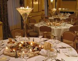 for party candle centerpieces table agreeable tockdining room