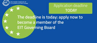 call for selection of the eit governing board members