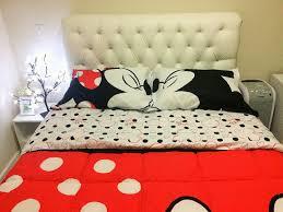Mickey And Minnie Bedroom Ideas Meu Primeiro Apartamento Ele Voltou Jogo De Cama Mickey