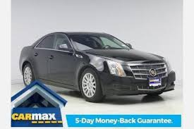 black cadillac cts used black cadillac cts for sale edmunds