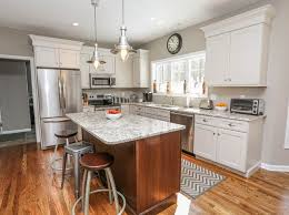Kitchen With Wood Floors by 361 Best Raised Ranch Designs Images On Pinterest House
