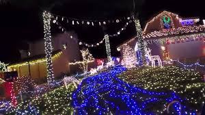 xmas 2013 candy cane lane poway ca youtube