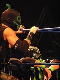 Blind Rage Wrestler Frightmare Wrestler Wikipedia