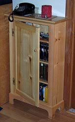 Dvd Shelves Woodworking Plans by Projects
