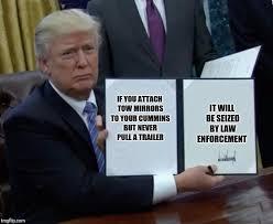Cummins Meme - trump bill signing meme imgflip