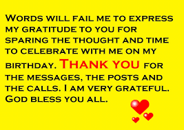 thank you quotes for friends on birthday classic thank you quotes
