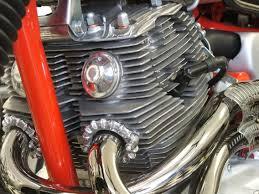 1965 Honda 150 Motorcycle Aluminum Polishing And Buffing