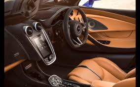 mclaren supercar interior 2018 mclaren 570s spider serious wheels