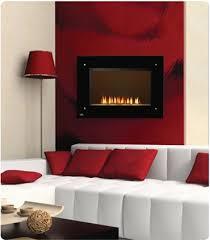 Napoleon Electric Fireplace Napoleon Azureâ 42 Width Wall Mount Electric Fireplace
