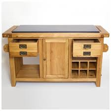 oak kitchen island rustic oak kitchen island with black granite top vancouver
