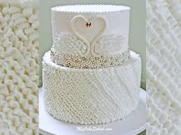 wedding cake tutorial tutorials my cake school