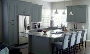 kitchen island dining custom design semi custom cabinets