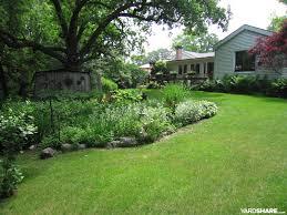 landscaping ideas u003e backyard at whispering oaks yardshare com
