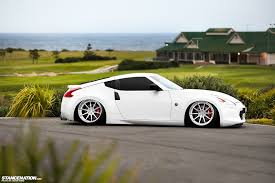 stanced nissan hardbody built to order peter u0027s slammed 370z stancenation form