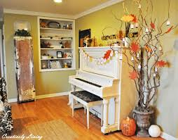 thanksgiving piano the thankful tree creatively living blog