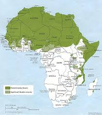 Mali Africa Map by Africans Before Captivity North Carolina Digital History