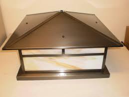 outdoor pier mount lights outdoor column mount lighting fixtures home designs