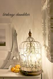 How To Make A Birdcage Chandelier Diy Birdcage Chandelier Creative Sides