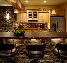 uttermost lighting kitchen rustic with breakfast bar eat in