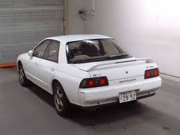 1991 nissan skyline gts t sedan white fed legal imports