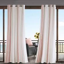 Patio Drapes Outdoor Outdoor Curtains You U0027ll Love Wayfair