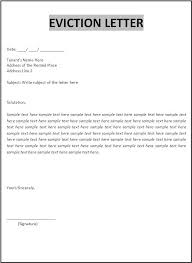 sle eviction notice late rent 44 eviction letter to tenant template tenant warning letter