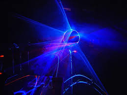 lightwave international arctos 3d laser projector