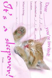 First Year Invitation Birthday Cards Best 25 Slumber Party Invitations Ideas On Pinterest