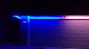 light show 2013 testing rgb strips as eves flood lights