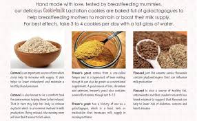 Where To Buy Lactation Cookies Freshly Baked Cookie4milk Lactation Cookies 4 Packets Free