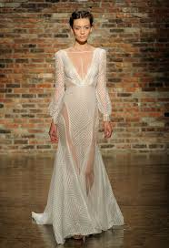 wedding dress new york jaw dropping wedding dresses from new york bridal fashion week