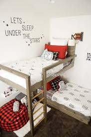 Build Your Own Loft Bed Free Plans by Best 25 Bunk Bed Ideas On Pinterest Kids Bunk Beds Low Bunk