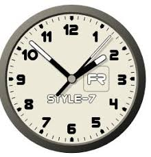 horloge sur bureau windows comment affichez une horloge sur votre bureau