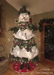 25 unique snowman tree ideas on themed