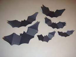 halloween crafts paper bat wall for free courtney u0027s craftin u0026cookin