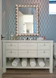 bathroom wallcovering modern blue bathroom wallpaper bathroom