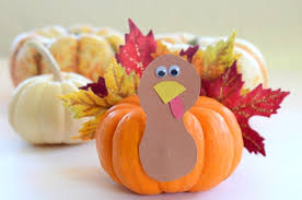 turkey pumpkins turkey pumpkin craft the shopping mamathe shopping